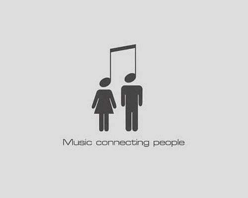music connecting