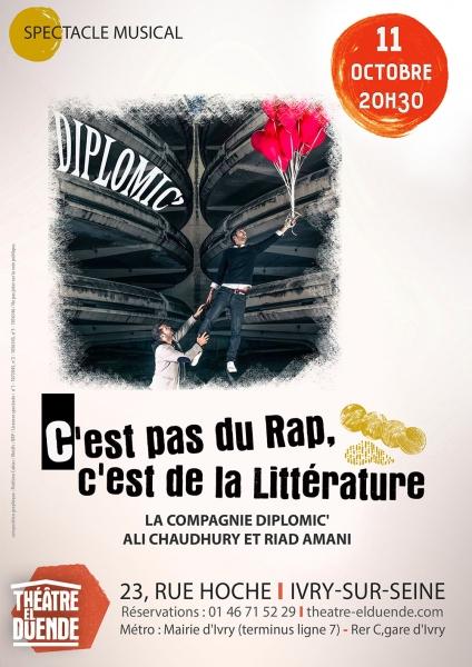 C'est pas du rap c'est de la littérature.jpg